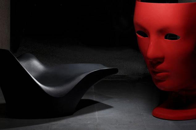 Poltrona Maschera di Driade